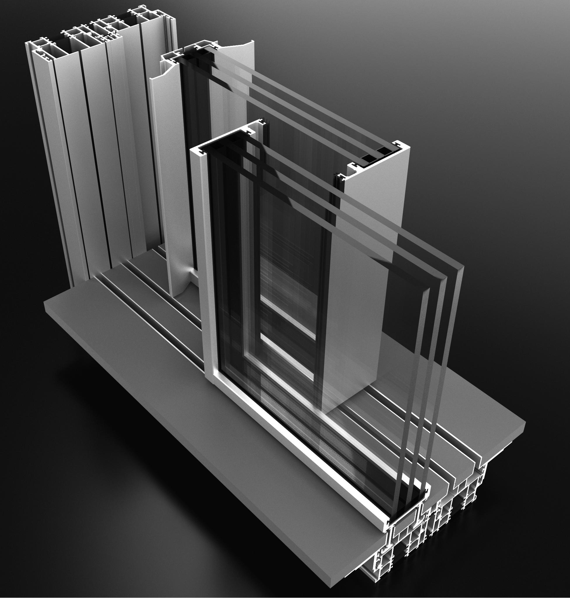 Produit Hyline - HY50 - La technologie HYLINE combine Design épuré et Performances fonctionnelles.