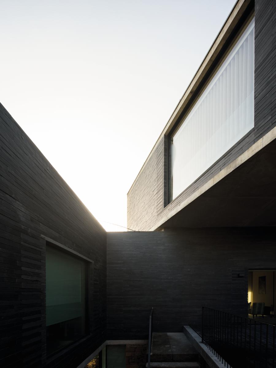Architecture minimaliste hyline
